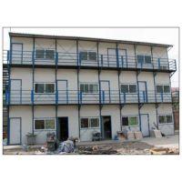 张店彩钢活动板房 拆装式框架板房 c型钢雅致房厂家