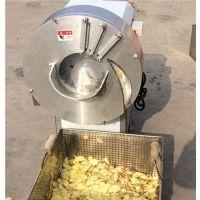 黄瓜大姜切片切丝一体机 尺寸可调 诸城神州供应