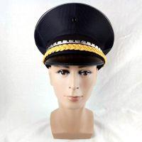 厂家定制各种保安帽铁路物业管理帽特行帽子演出制服道具帽