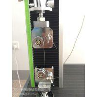 上海金刚石线强度试验机 南京钢线破断力试验机 上海金属丝拉力机