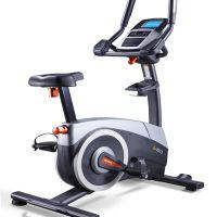 爱康健身车78915立式静音飞轮健身车稳定性能好爱康立式健身车国贸展厅