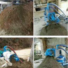 润丰污水处理设备 粪便干湿分离机 畜牧养殖机械