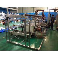 广东全自动多槽机械臂式散热器超声波清洗机 先泰制造