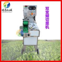 腾昇供应TS-Q115变频智能切菜机 台湾进口 香蕉片黄瓜片切割机