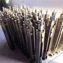 供应不锈钢平台栏杆OE123 镀钛栏杆价格 新云