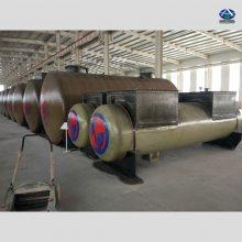 生产各种型号SF玻璃钢储罐 河北双层玻璃钢防腐油罐 益涛