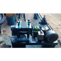淮安电动扎边机销售电动压槽机价格金属板撸边机厂家