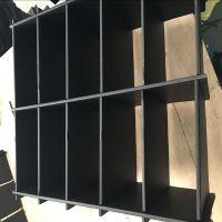 厂家生产惠州导电PP中空板周转箱|防静电中空板刀卡|丝网印刷