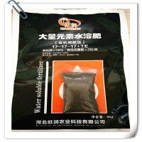 旺润功能型大量元素水溶肥高钾膨果抗病水溶肥