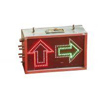 矿用红绿灯语音报警器 金科星岔道语音报警器说明