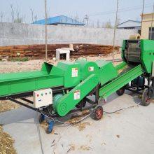 高速环保打捆包模机 润众 农用秸秆打捆包膜机