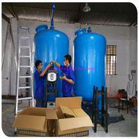太康县碳罐啤酒厂废水回收过滤罐内乡县石英砂碳钢过滤器清又清销售