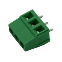 现货供应澳斯端子KF128L-5.0/5.08/2P-3P铜扣欧式接线端子座