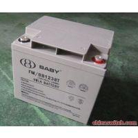 鸿贝BABY蓄电池FM/BB1228TUPS后备蓄电池【北京总代理商】