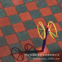 惠州舞蹈房橡胶地垫要求 安全地板软度怎样 柏克供应橡胶地垫厂商
