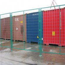 优质码头防护网 城市道路护栏网 贵州护栏网