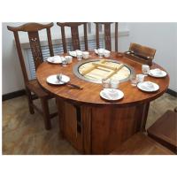 小旋转火锅桌,火锅桌椅,重庆火锅桌厂家,火锅桌子图片及价格
