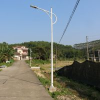 江门市优质道路灯杆批发 路边灯柱多少钱一根 led灯杆企业标准