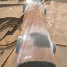 dn300耐腐蚀JM3稀土合金耐磨管件价格