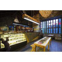 德式巴洛克西餐厅装修设计效果图-联展装饰