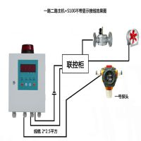 供应恒嘉HJ-100在线式红外二氧化碳泄漏测定仪