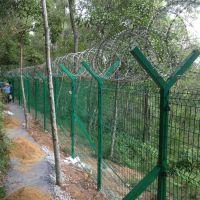 铁丝滚笼网 监狱防护刺网 监狱护栏网 安平厂家现货销售