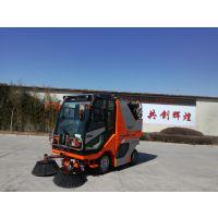 武汉小型扫路机QTH8502生产厂家那家好?-同辉汽车