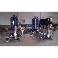 商洛变频无负压恒压无塔供水器 商洛二次加压供水设备 RJ-2470