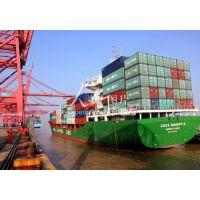 广东惠州到辽宁营口海运集装箱公司