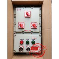 6回路防爆检修箱图片 电源箱型号 控制箱报价定做