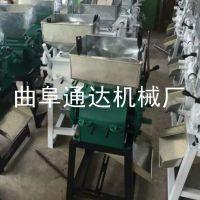 TD12-20家用花生米碎粒机 电动杂粮破碎机 通达制造