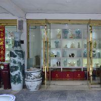 山水大件瓷瓶景德镇定制大件家居软装陶瓷摆件酒店摆设雕塑瓷纪念瓷名人名作