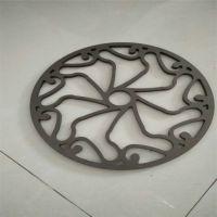 雕花镂空 木纹造型铝单板 集成吊顶幕外墙隔断门头铝板