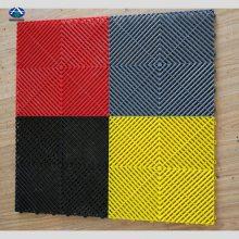 洗车美容车间拼接地板华强产品抗压折不断 塑料材质