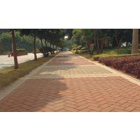 供应广州建基230*115*60人行道砖、环保彩砖、混凝土彩砖、建菱砖、人行道上防滑有优异的耐热