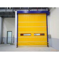 南宁食品厂专用快速卷帘高速软帘透明PVC自动门欢迎订购