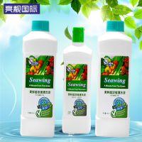 1000ml食品级瓜果餐具 厨房 油污 蔬菜水果清洁剂 oem
