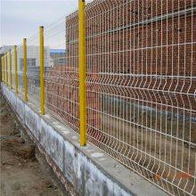 桃心柱护栏 折弯护栏网 围墙围栏