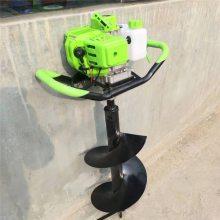 大马力铲头式起苗机 小型家用挖树机 启航便携式土球挖树机