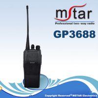 对讲机摩托罗拉品牌 GP3688专业手持对讲机 坚固耐用 经济实惠