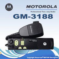 摩托罗拉车载台GM-3188 原装摩托罗拉车载台 MOTO对讲机批发