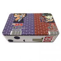 动漫玩具铁盒 铠甲勇士铁盒 趣味玩具包装盒定制