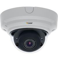 安讯士AXIS P3364-LV网络摄像机 卓越的防破坏HDTV固定式半球形摄像机,带有红外照明、远