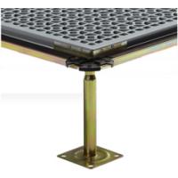 铸铝蜂窝通风地板 温控通风地板