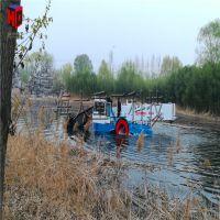 可信赖的割草船 优质水草打捞船生产