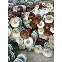 回收陶瓷绝缘子电力瓷瓶绝缘子