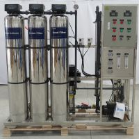 晨兴供应云南丽江树脂滤芯强效去水垢阻垢剂混合离子交换纯水设备