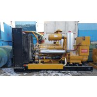 鞍山出售上柴500KW柴油发电机组 二手柴油发电机上柴股份
