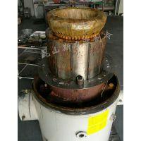 顿汉布什螺杆压缩机维修测试