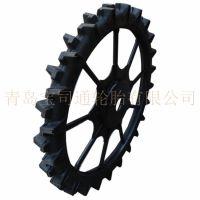 批发BST1.334米改装拖拉机实心轮胎 高承重稻田运秧机轮
